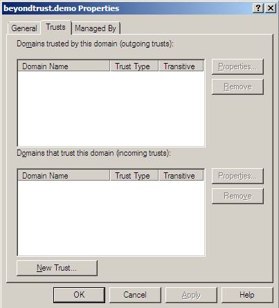 active directory trust relationship 2012 election