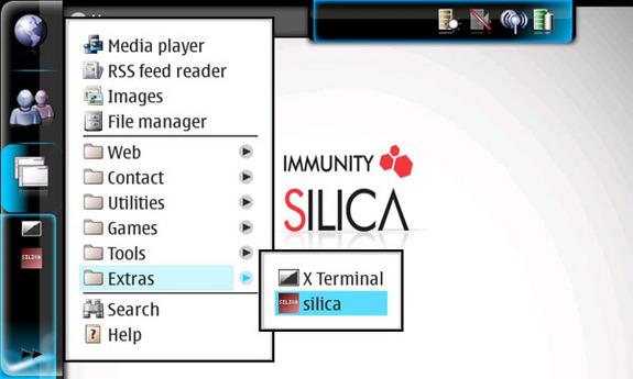 start_silica_menu_